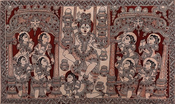 Nataraja (Dancing Shiva)