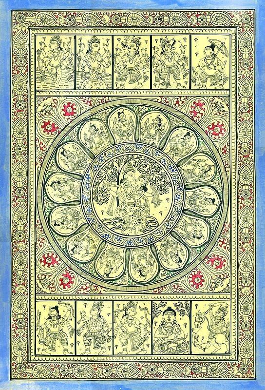 Dashavatar of Lord Vishnu (Ten Incarnations)