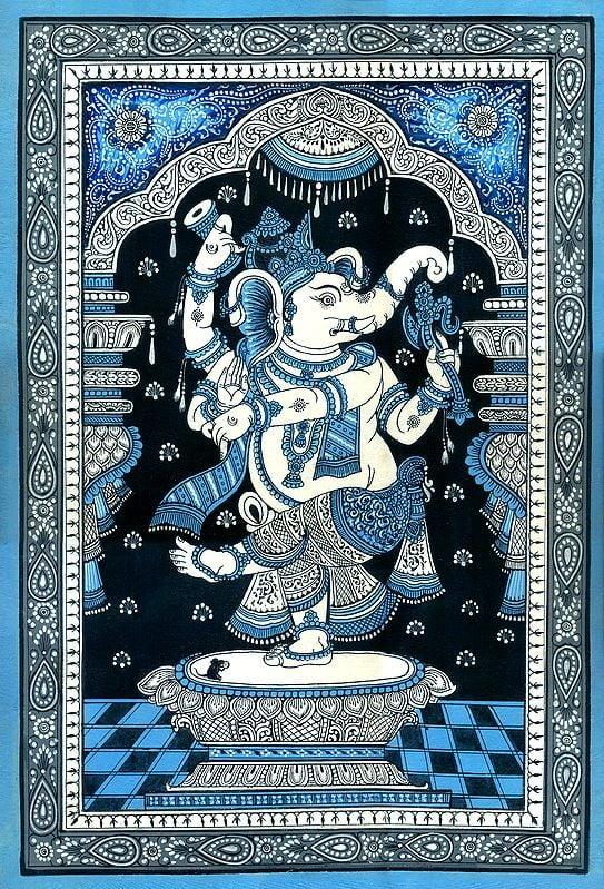 Bitone Brtya Ganesha