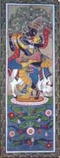 Radha Krishna  in Embrace
