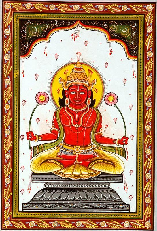 Ravi - Navagraha (The Nine Planet Series)
