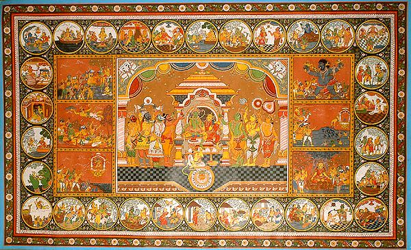 Scenes from The Life of Rama