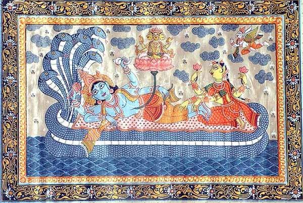 Seshasyai Vishnu