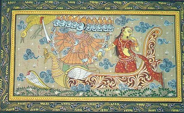 Sita Haran - Abduction of Sita