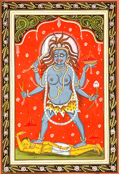 Goddess Tara - The Second Mahavidya