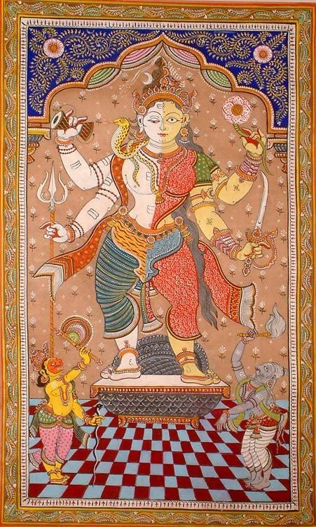 The Union of Shiva and Shakti