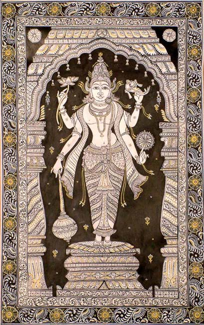 Vishnu, In All His Glory