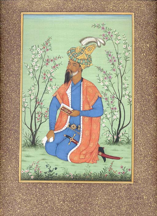 Babur - Founder of the Mughal Dynasty