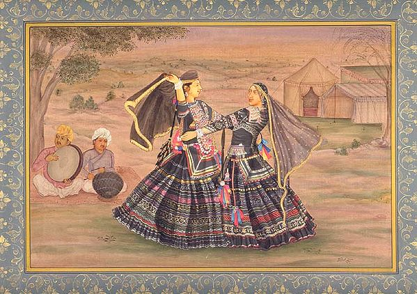 Dance of the Kanjars - A Gypsy Tribe