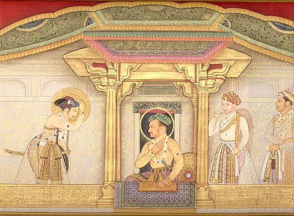 Jehangir at His Court