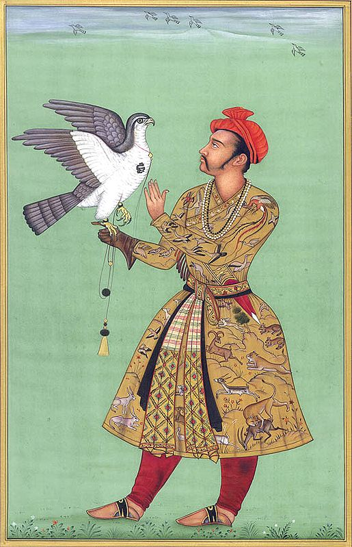 King Jahangir, The Fearless Falconer