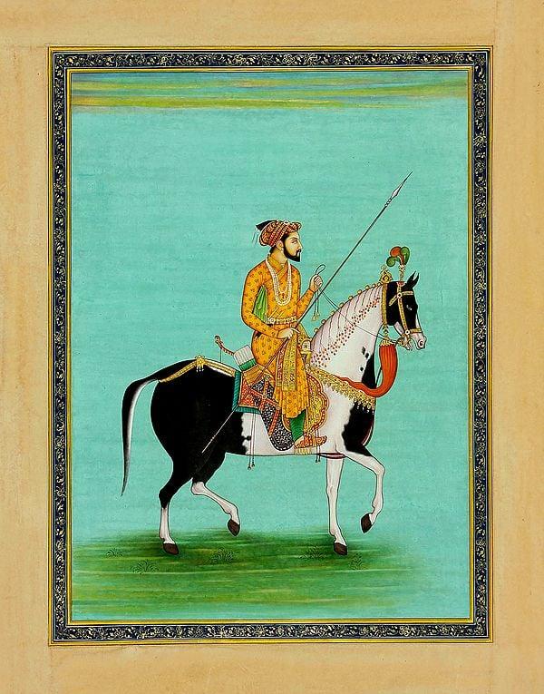 Mughal King Shahjahan