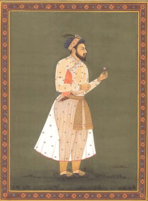 Portrait of Dara Shikoh