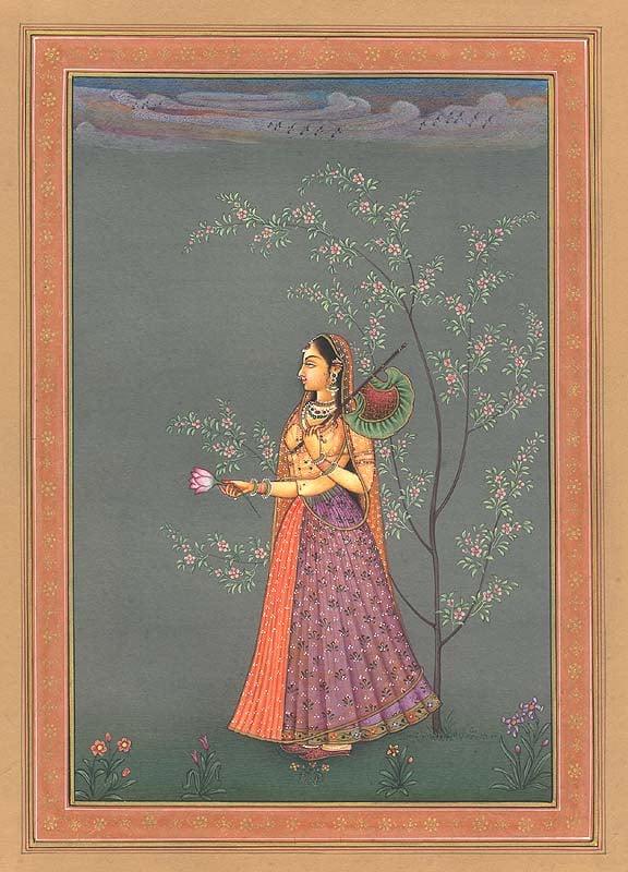 Samarpita – The Heroine Devoted to Her Love