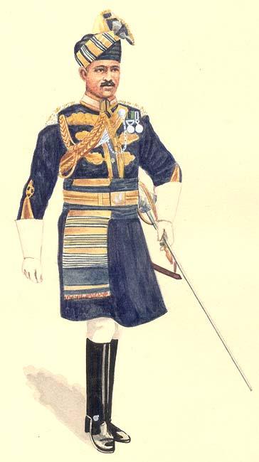 15th Lancer's Regiment (1937)