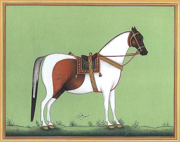 The Royal Horse