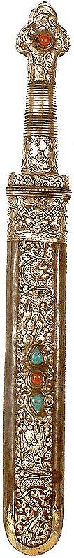 Ashtamangala Ritual Sword