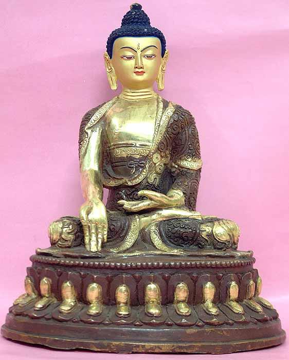 Buddha in the Wish-Fulfilling Gesture (Varada Mudra)