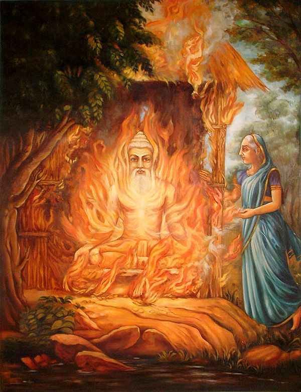 An Episode from the Mahabharata
