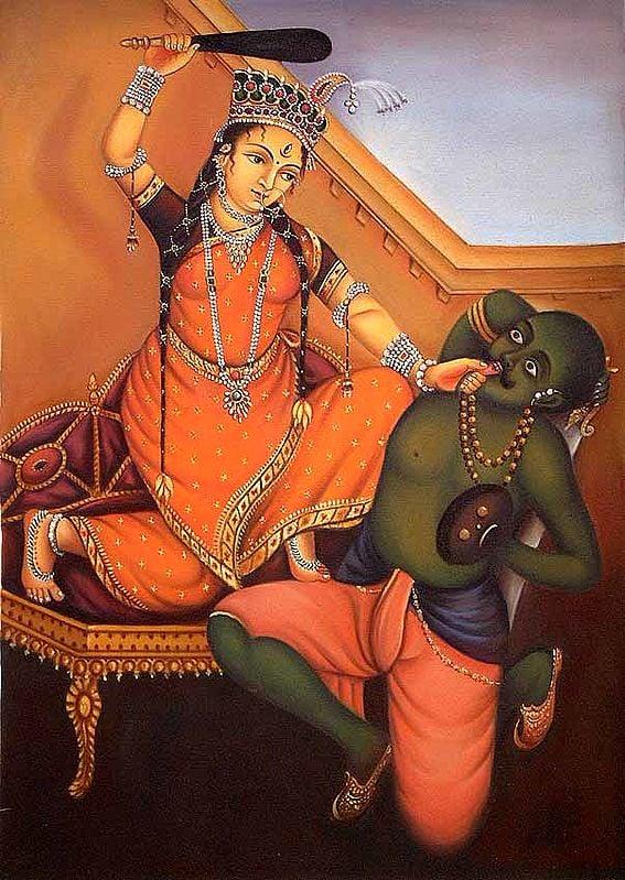 Benevolent, Yet not so Devi