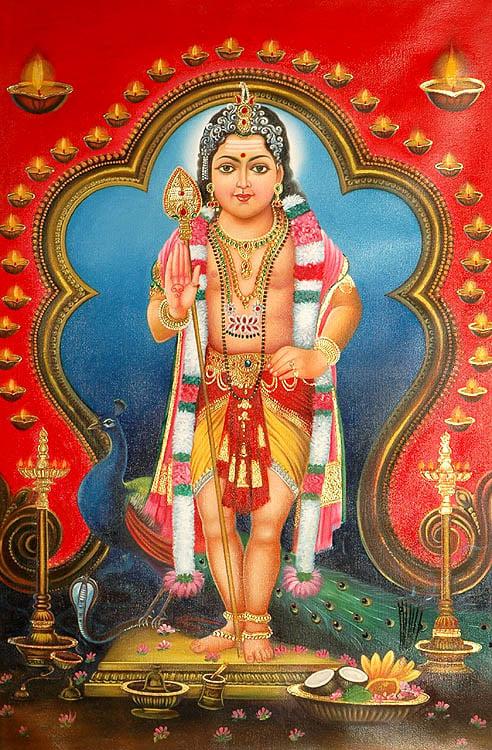 Kumara-Karttikeya, Of Eternal Adolescence