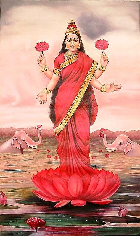 Gajalakshmi