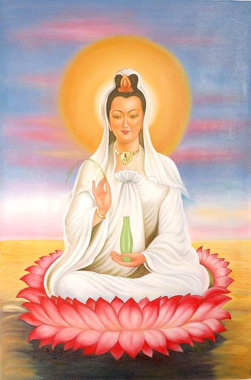 Kuan Yin - Goddess of Compassion