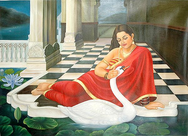 The Legendary Beauty Damayanti