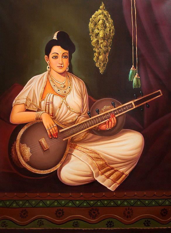 Veena Player