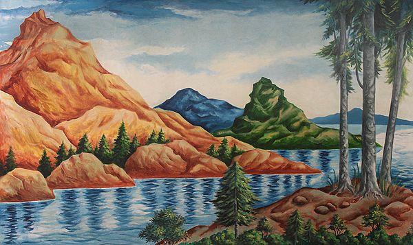 A Bewildering Landscape