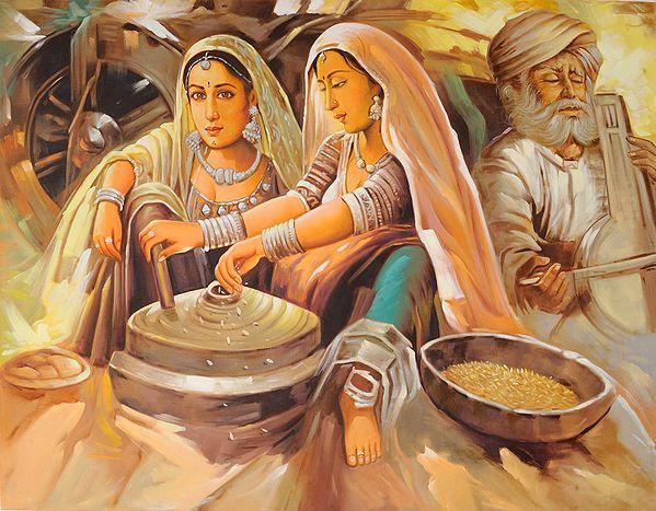 Banjaras: A Nomadic Tribe of Rajasthan