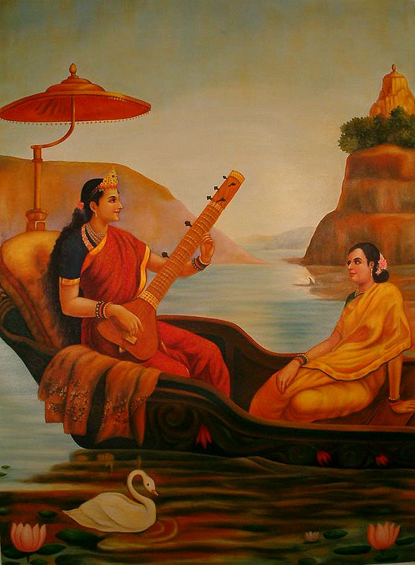 Saraswati in Concert