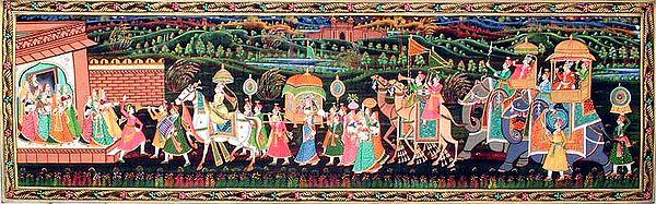 Baraat - Wedding Procession