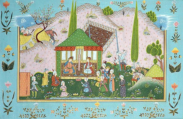 Excursion of a Persian Prince