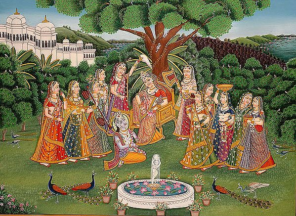 The Transcendental Pastimes of the Supreme Lord
