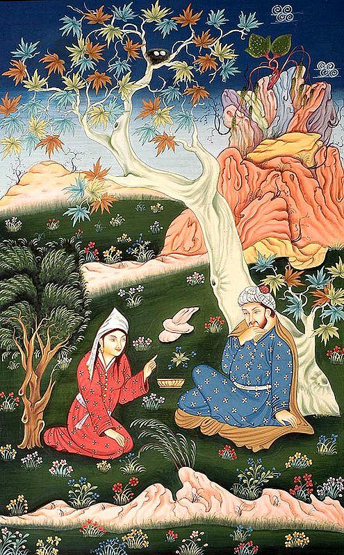 A Persian Love Affair