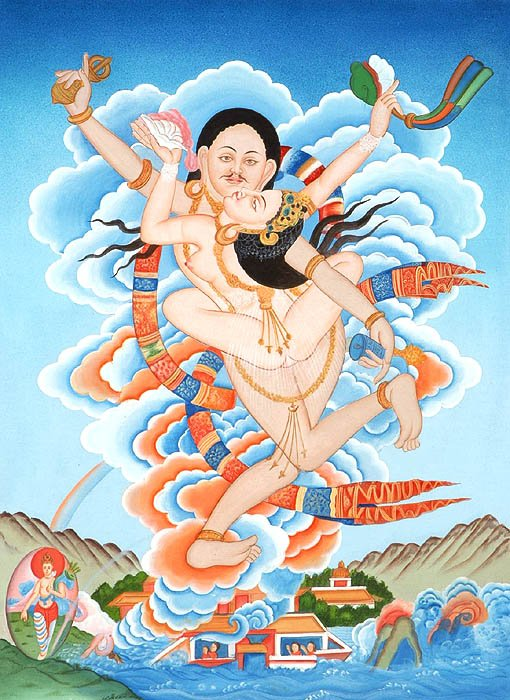 Mahasiddha Ghantapa The Wielder of Ghanti (Bell)