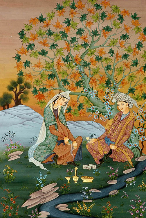 Persian Lovers