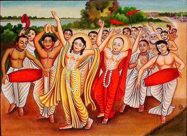 Saints of India - Sri Chaitanya Mahaprabhu