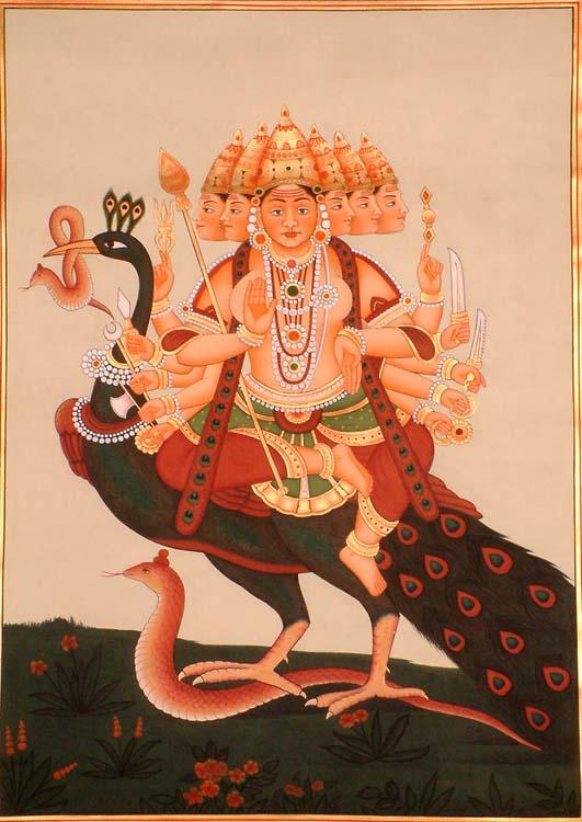 Sheshmukh Subramanyam