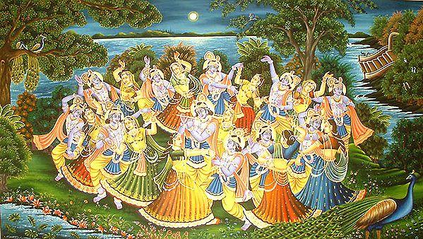 The Joyous Dance