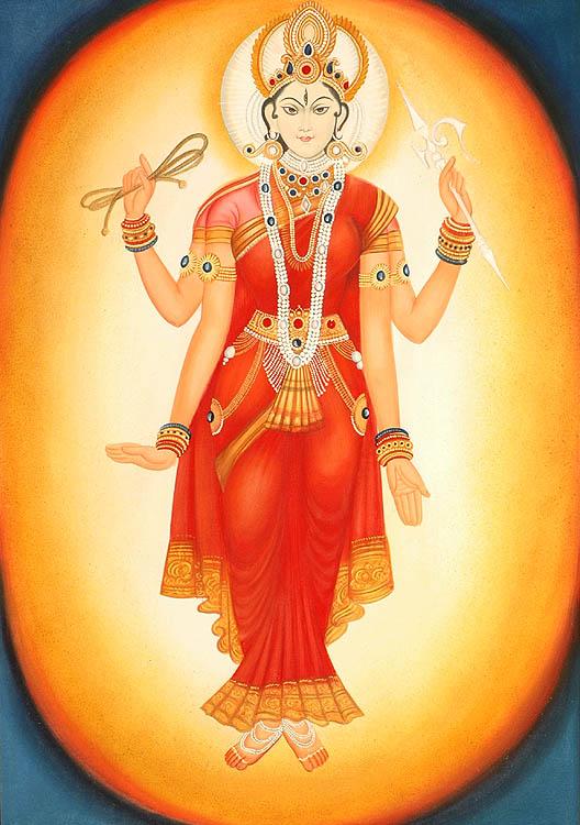 The Highest Shakti (Shrimad Devi Bhagavatam, Book Twelve, Chapter 8)
