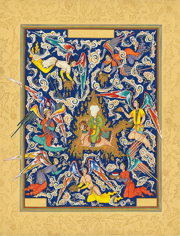 The Ascension of Prophet Mohammed