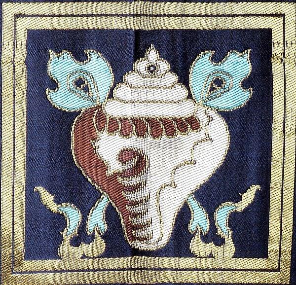 Eight Auspicious Tibetan Symbols - The Conch Shell