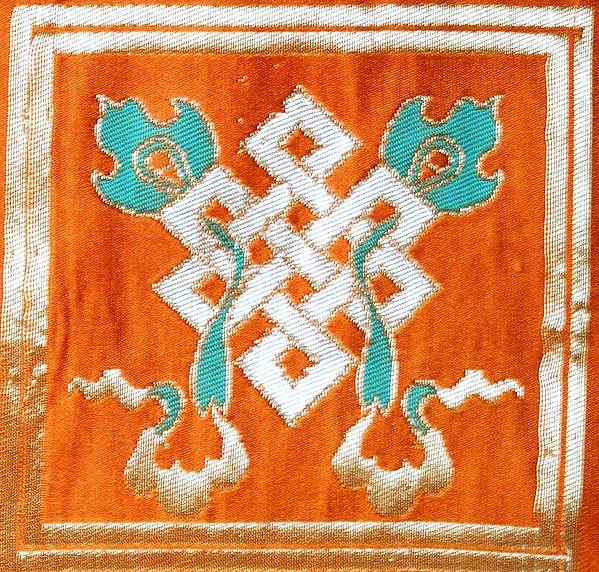 Eight Auspicious Tibetan Symbols - The Endless Knot