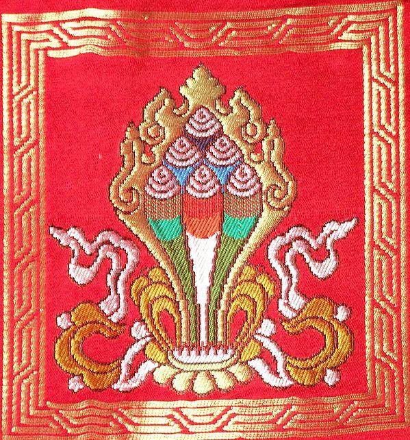 Eight Auspicious Tibetan Symbols - The Chintamani Jewel