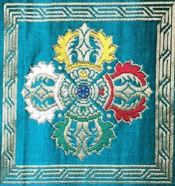 Eight Auspicious Tibetan Symbols - Vishwavajra