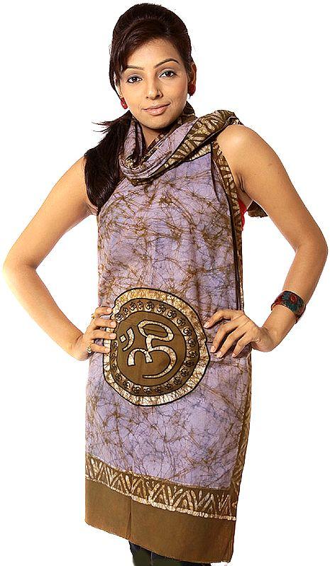 Om Batik Scarf