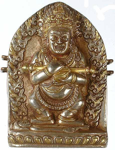 Mahakala Gau Portable Shrine