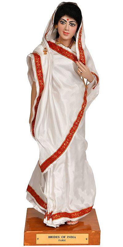 Brides Of India - Parsi (Maharashtra)